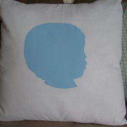 Silhouette Pillows