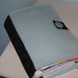 How to Make a Quiet Book Cover