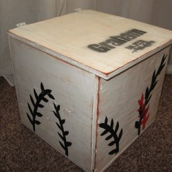 What to do with an old milk drop-off box