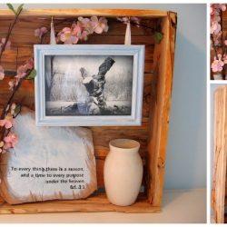 Cherry Tree Display Box