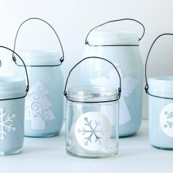 Resourceful Christmas Gifts for Neigbors and Kids