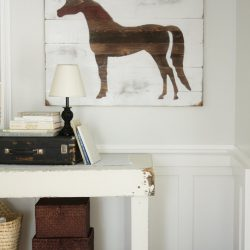 Horse Silhouette Art – Tutorial