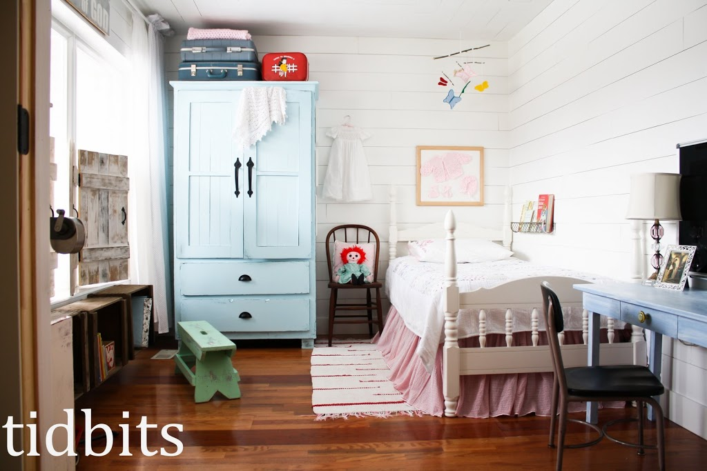 Big Girl Bedroom, Cottage Style