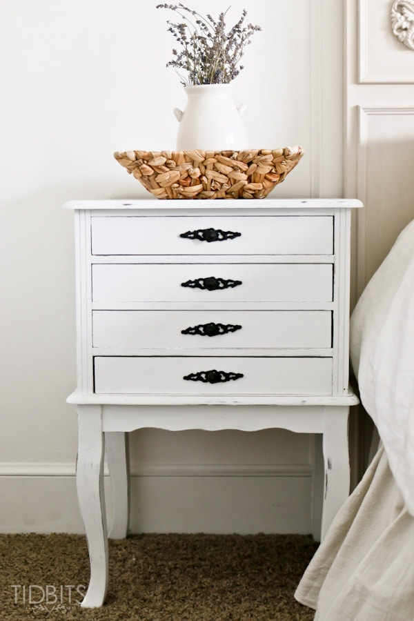 Antique Nightstand Makeovers-4
