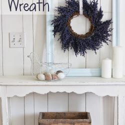 5 Minute Wreath