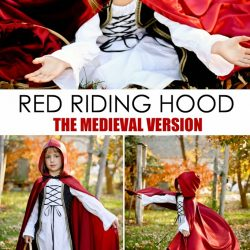 Red Riding Hood Costume – The Medieval Version