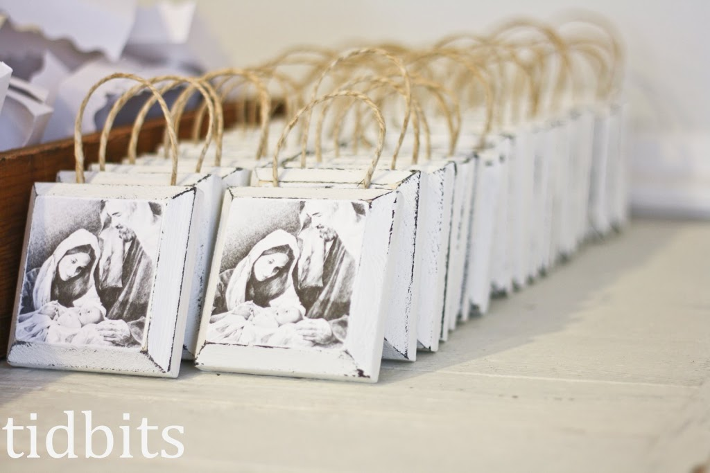Mass Production - Neighbor Gifts - Tidbits