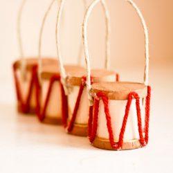 Little Drummer Girl – Ornament