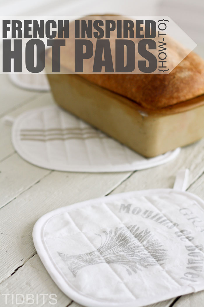 Hot Pads, French