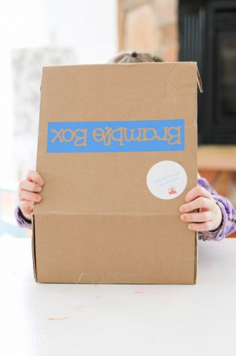Bramble Box Review – Subscription Box for Kids