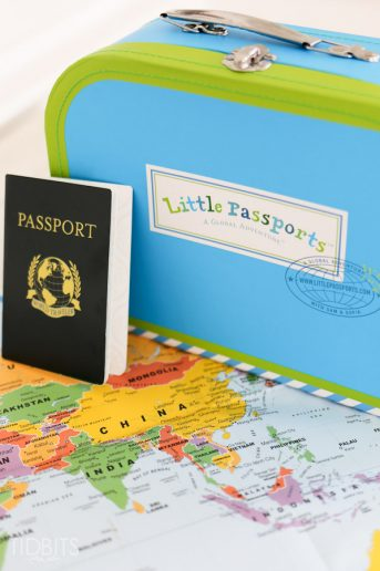 Little Passports, subscriptions box for kids