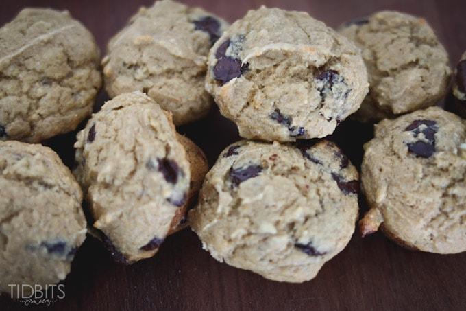 Healthy Banana Ricotta Muffins | Recipe - Tidbits
