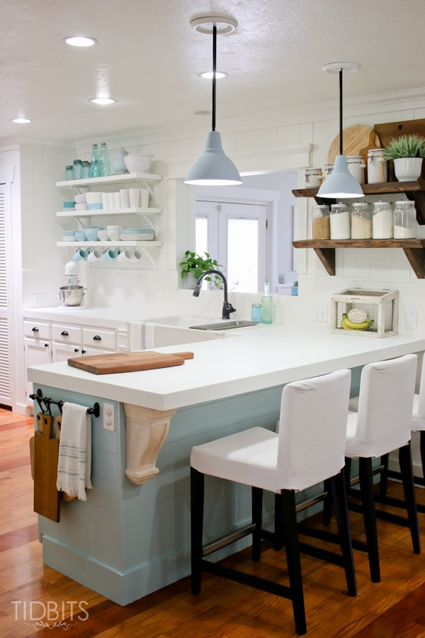 Cottage Farmhouse Kitchen
