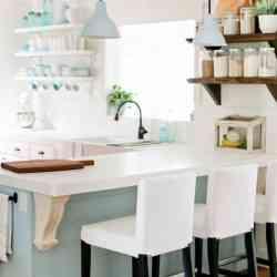 The Finished Cottage Fresh Kitchen