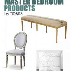 Master Bedroom Products to Buy