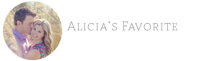 Alicia's Favourite
