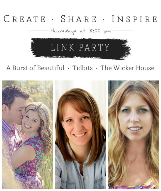 Create - Share - Inspire Link Party