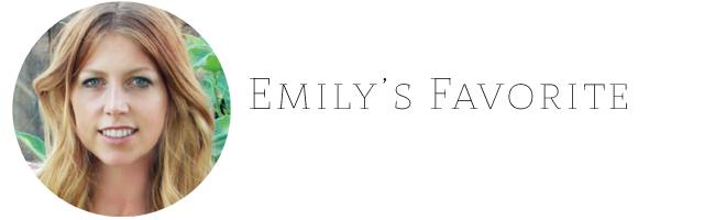 Emily's Favourite