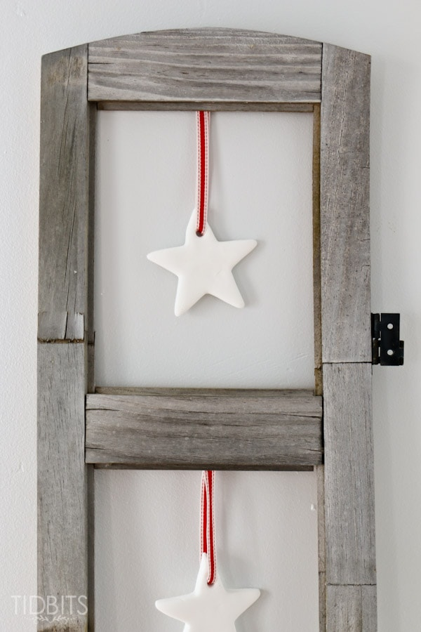 Hanging Clay Stars-2