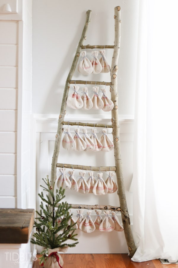 Christmas Countdown Bags-24