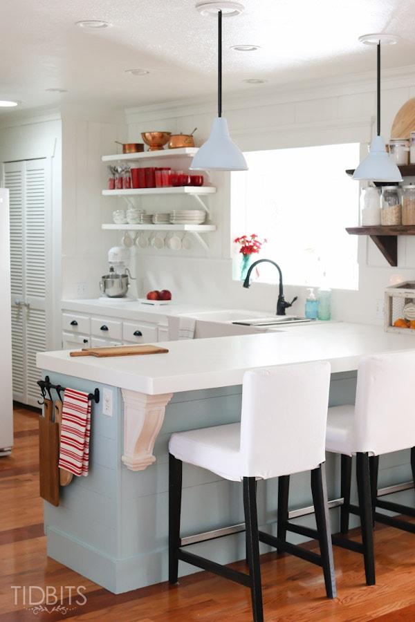 Cottage Christmas Kitchen-1