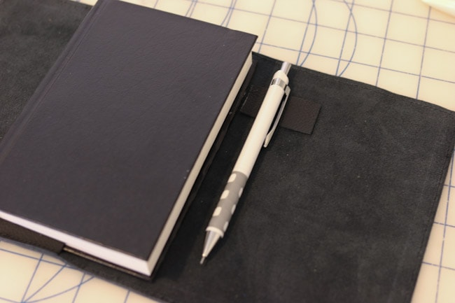 DIY Leather Journal/Book Cover