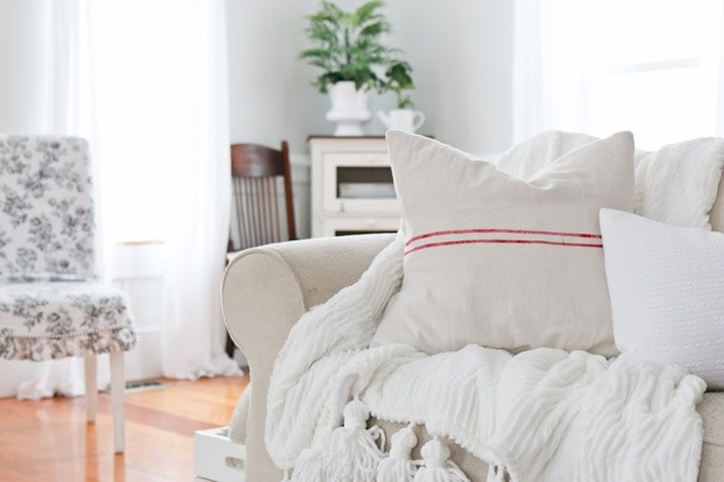 White Living Room Inspiration