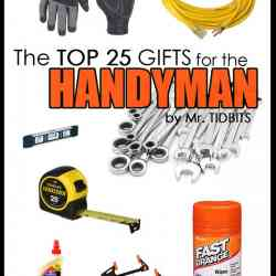 25 Gifts for the Handyman