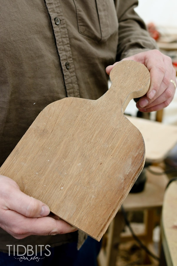 how to clean wood cutting board after raw meat