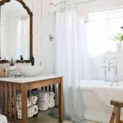 Cottage Bathroom Reveal