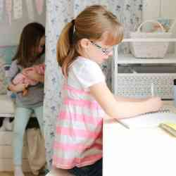 Girls Shared Bedroom – From The Kids Perspective