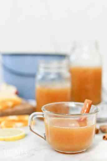 Homemade Wassail | Pressure Cooker Recipe
