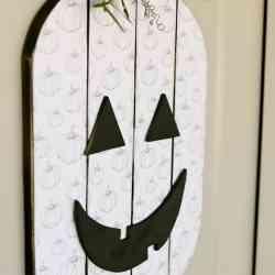 Character Door Hanger | Home Depot DIH Workshop