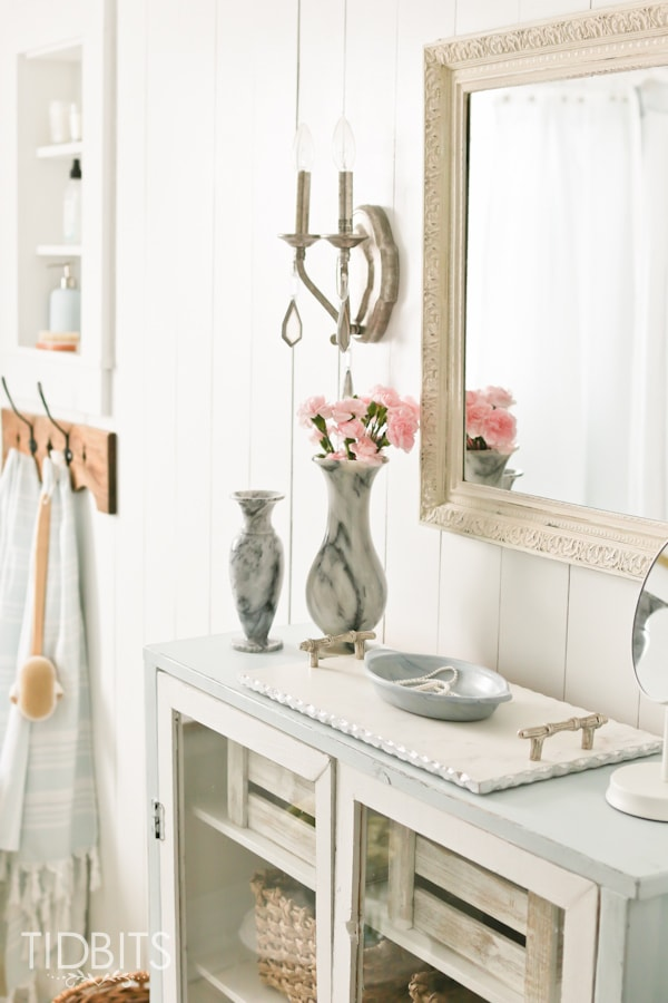 Bathroom Refresh + My Bathroom Cleaning Essentials