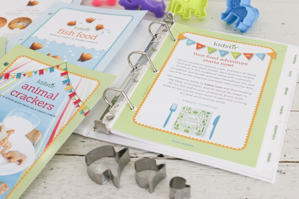 Kidstir Subscription Box for kids - Hands on fun and learning for the budding chef.