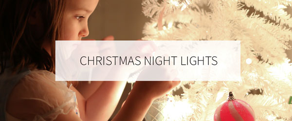 CHRISTMAS NIGHT LIGHTS TOUR