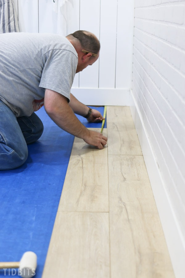 Choosing and Installing Laminate Flooring