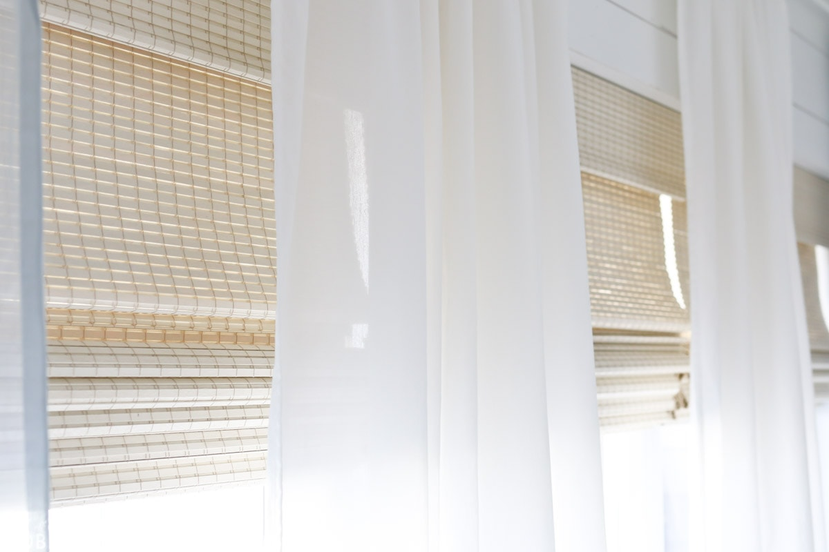 Beautiful Woven Blinds