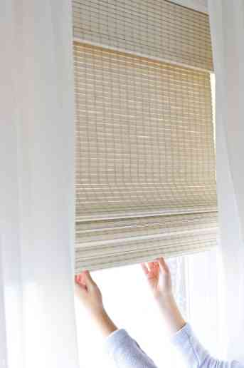 Our Beautiful Natural Woven Shades