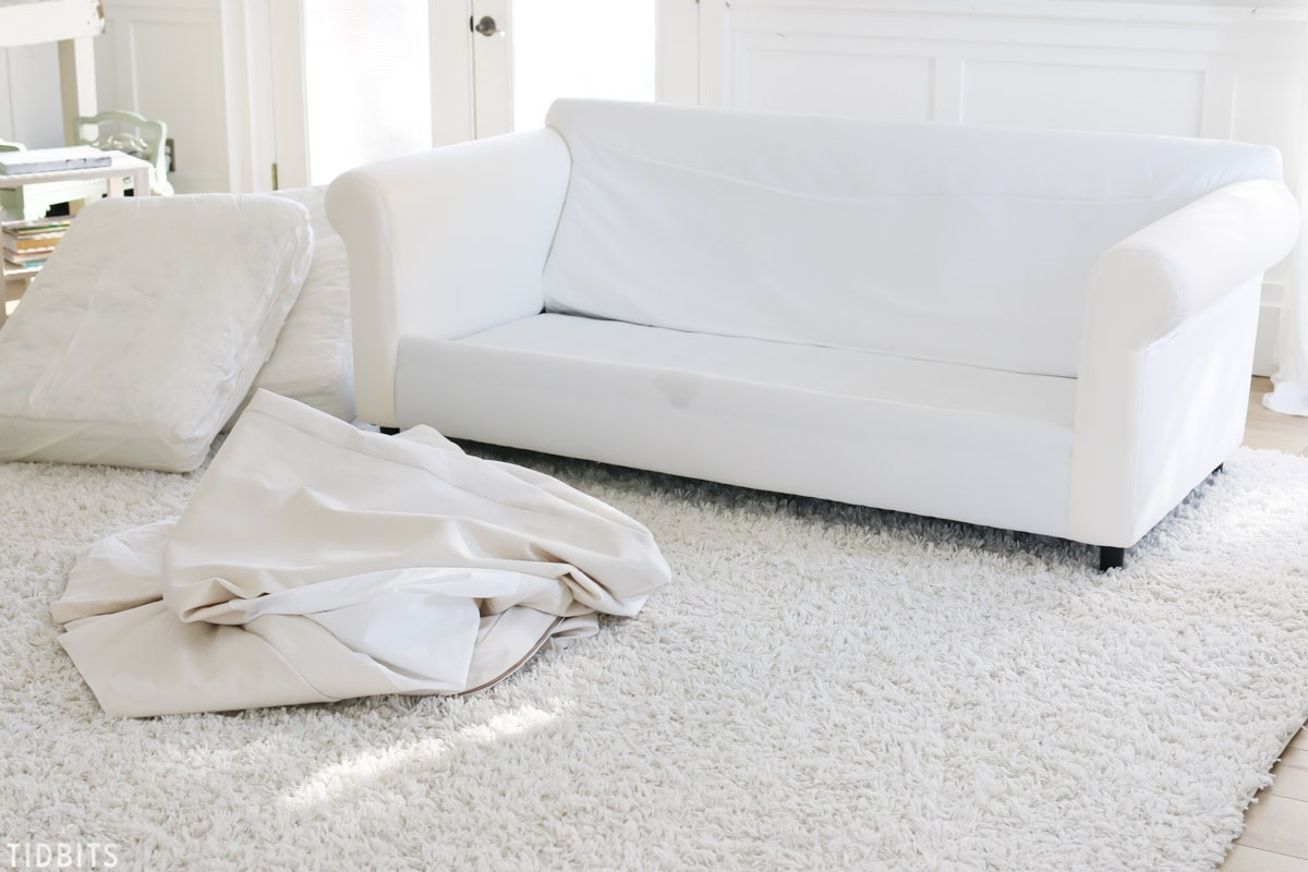 Excellent Tips And Tricks For Cleaning Slipcovers Tidbits Interior Design Ideas Philsoteloinfo