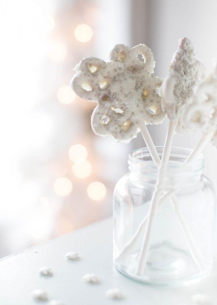 white christmas treats