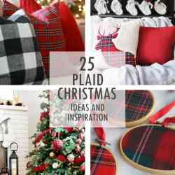 A Perfectly Plaid Christmas