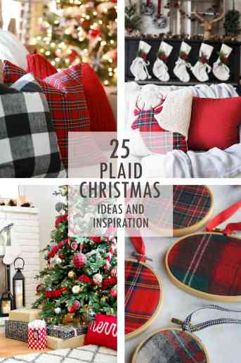 Plaid Christmas Ideas