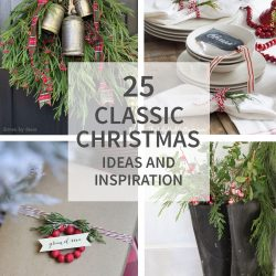 A Classic Christmas Ideas and Inspirations