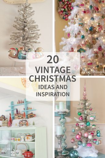 20 Vintage Christmas Ideas and Inspiration
