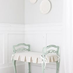 How to Sew a Chair Cushion Slipcover
