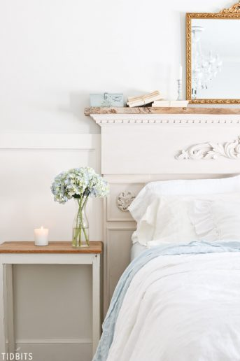 Spring Bedroom Refresh + Pure Linen Sheets