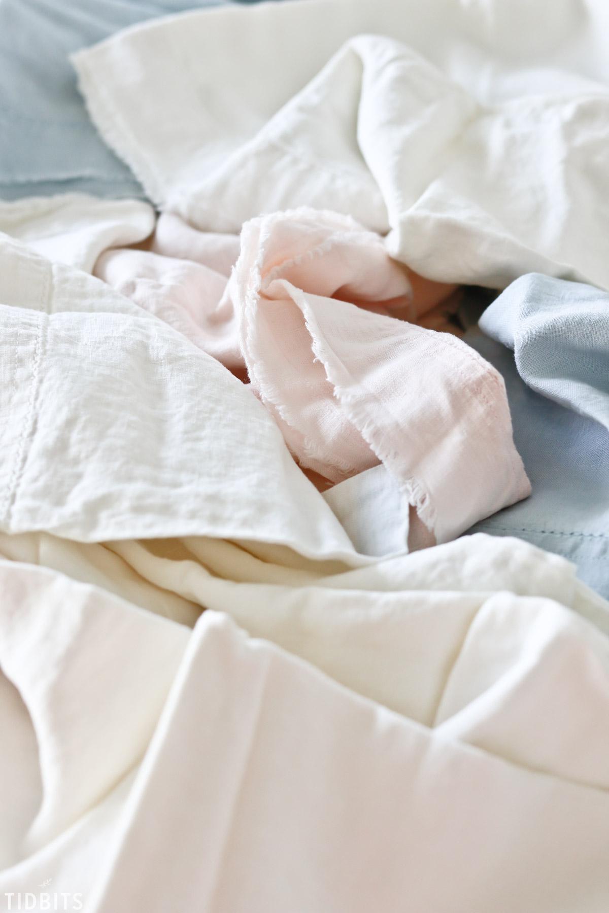 texture of linen