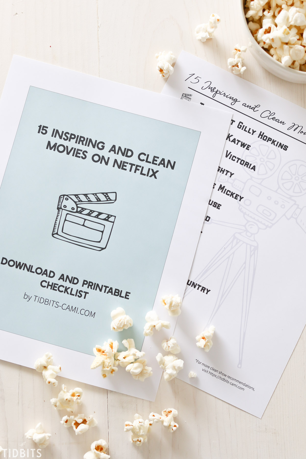 download and printable list of clean movies on netflix