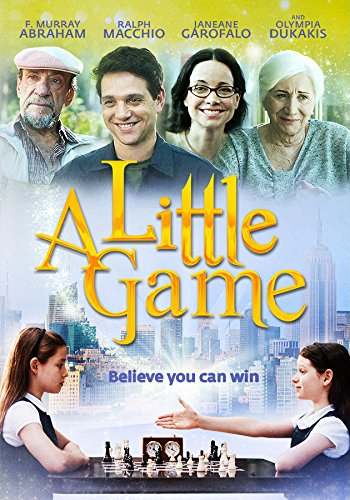 A Little Game, a clean inspiring movie on Netflix